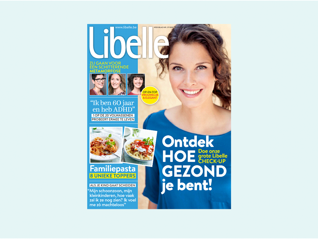 Journalist Libelle cover photo
