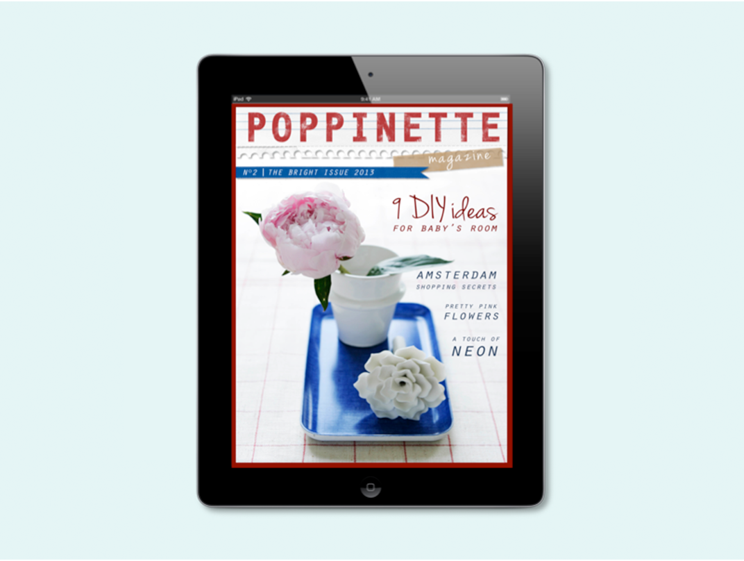 Poppinette digimag cover photo